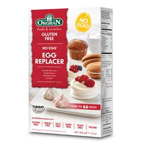 Orgran Gluten Free No Egg Natural Egg Replacer 200g