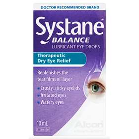 Systane Balance Eye Drops 10ml