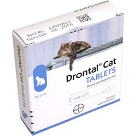 Drontal Cat Tablets (2)