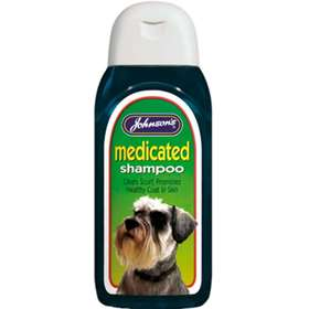 Johnson's Veterinary Medicated Shampoo 200ml