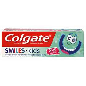Colgate Smiles Kids Toothpaste 50ml