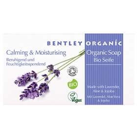 Bentley Organic Calming and Moisturising Soap 150g