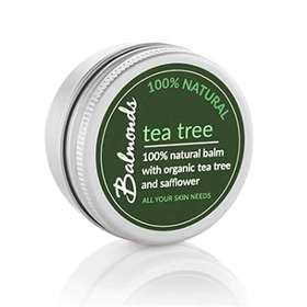 Balmonds (Purepotions) Tea Tree Natural Balm 15ml