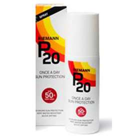 Riemann P20 Once a Day Sun Protection Spray SPF 50+ 100ml