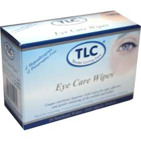 TLC Eye Care Wipes 20