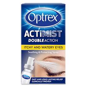 Optrex Actimist Double Action Eye Spray 10ml