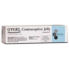 Gygel Contraceptive Jelly 81g