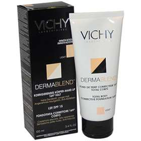 Vichy Dermablend Total Body Corrective Foundation Light 100ml