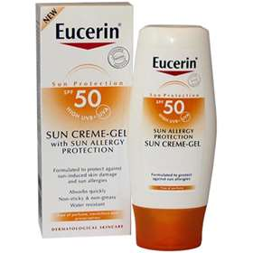 Eucerin Sun Creme Gel Sun Allergy Protection SPF50 150ml