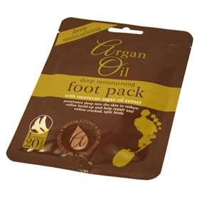 Argan Oil Deep Moisturising Foot Pack 1 x 20 Minute Treatment