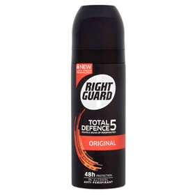 Right Guard Total Defence 5 Original 48H High-Performance Anti-Perspirant Deodorant 150ml