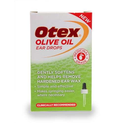 Otex Olive Oil Ear Drops 10ml