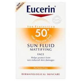 Eucerin Sun Face Mattifying Fluid SPF 50 50Ml