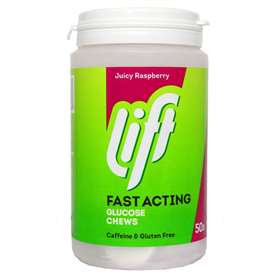 Lift Fast Acting Glucose Chews 50