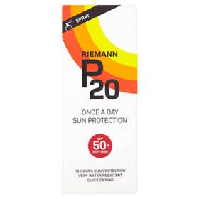 Riemann P20 Once a Day Sun Protection Spray SPF 50+ 200ml