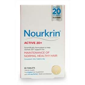 Nourkrin Active 20 30 Tablets Expresschemist Co Uk