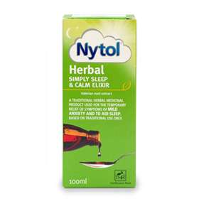 Nytol Herbal Sleep and Calm Elixir 100ml