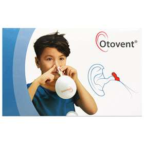 Otovent Ear Treatment