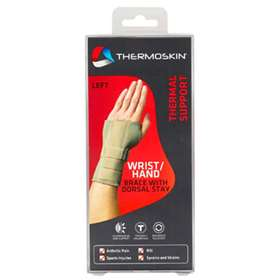 Thermoskin Thermal Wrist/Hand Brace with Dorsal Stay Large Right 85269