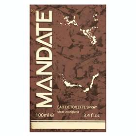 Mandate For Men EDT 100ml Spray
