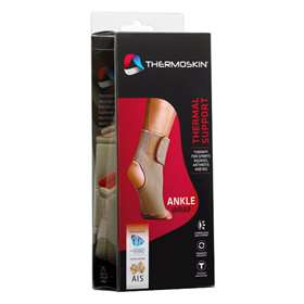Thermoskin Adjustable Ankle Wrap Medium 84305