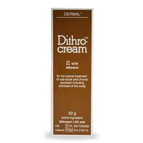 Dermal Dithro Cream 50g