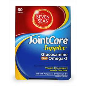 Seven Seas Jointcare Supplex Glucosamine plus Omega-3 60