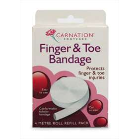 Carnation Finger & Toe Bandage