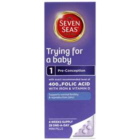 Seven Seas Trying For A Baby Pre-Conception Pills 28