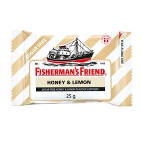 Fisherman's Friend Honey & Lemon Menthol Flavour Lozenges 25g