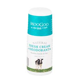 MooGoo Fresh Cream Deodorant 60ml