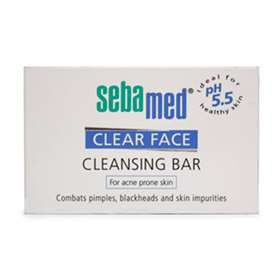 Sebamed Clear Face Cleansing Bar 100g
