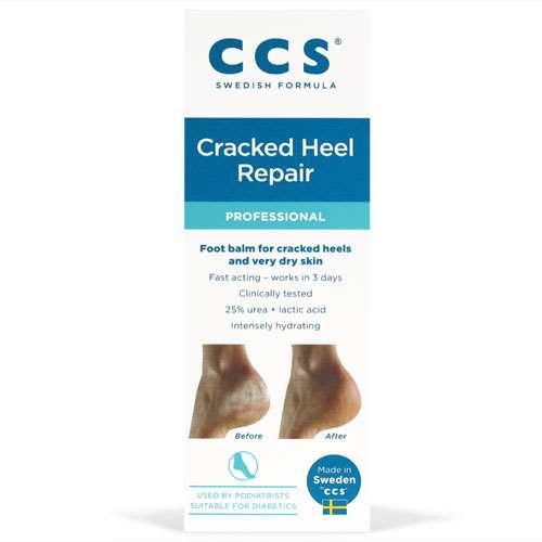 CCS Cracked Heel Balm 75g