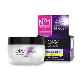 Olay Firm & Lift SPF 15 Day Cream 50ml