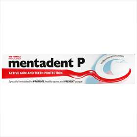 Mentadent P Fresh Flavour Toothpaste 100ml