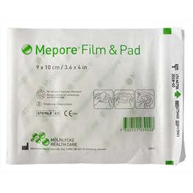 Mepore Film and Pad 9 x 10cm Dressing 1