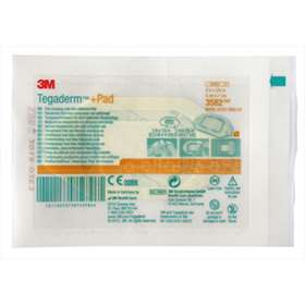 Tegaderm +Pad Single Dressing 5 cm x 7 cm