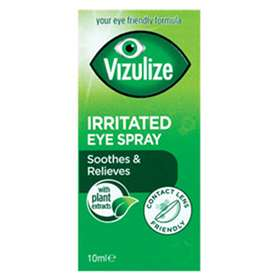 Vizulize Irritated Eye Mist Spray  10ml