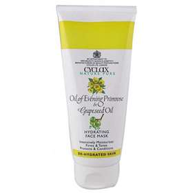 Cyclax Oil of Evening Primrose and Grapeseed Oil Hydrating Face Mask 175ml