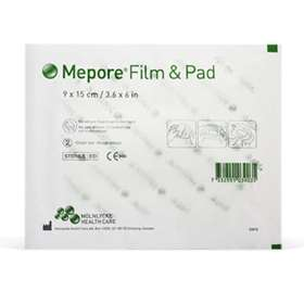 Mepore Film And Pad 9 x 15cm Single Dressing