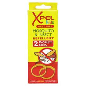 Xpel Mosquito & Insect repellent kids Wrist Bands