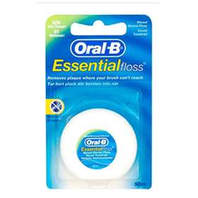 Oral-B Essential Floss Mint Waxed 50M 5029