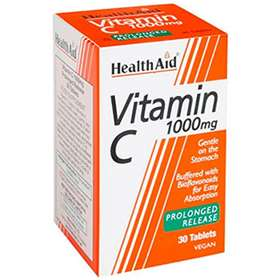 HealthAid Prolonged Release Vitamin C 1000mg 30 tablets