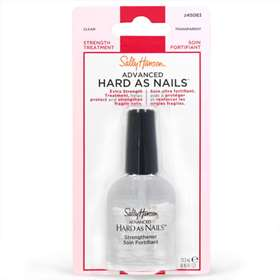 Sally Hansen Advanced As Hard As Nails Strengthener 13.3ml