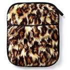 Micro Hottie Microwave Hot Water Bottle Fleeced - Leopard Print