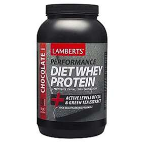 Lamberts Performance Diet Whey Protein Chocolate With Active Levels Of CLA and Green Tea Extracting 1kg
