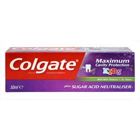 Colgate Kids Maximum Cavity Protection Plus Sugar Acid Neutraliser