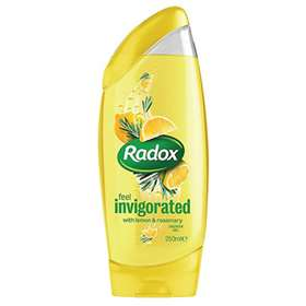 Radox Invigorate Lemon and Rosemary Shower Gel 250ml