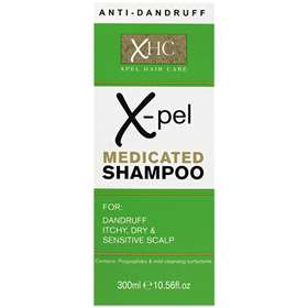 Xpel Medicated Shampoo 300ml