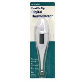 Numark Flexible Tip Digital Thermometer